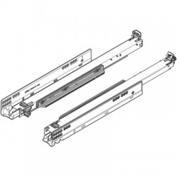 BLUM 760H2700T Movento Tip-on 270mm
