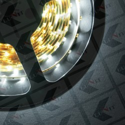 LED pas.vysokosviet.1560lm/14,4W/1,2A stud.biel 5m