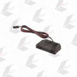 LED rozdelovac 6xMINI, kabel 200 cm