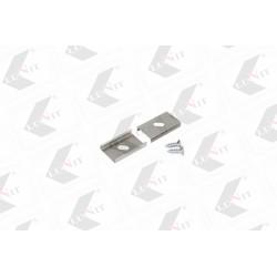LED montazny uchyt U inox