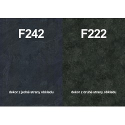 Zástena F242 ST10/F222 ST76 4100/640/9,2