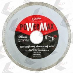 Kotuc diamant D 115x22,2